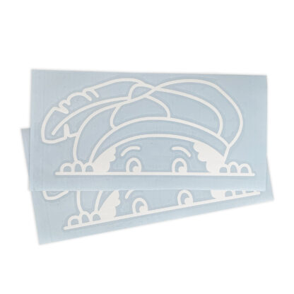 Gluurpiet Sticker